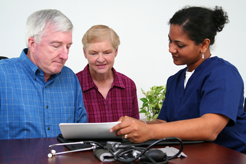 Oregon Home Health Care provides trained staff members